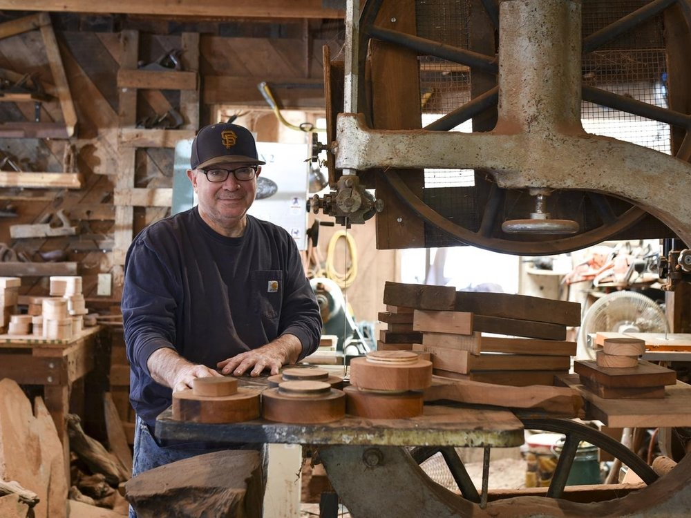 korbly wood products - As one of the most storied wood workers in Humboldt, Bernie Korbly has been crafting the finest redwood pieces for over forty years. Korbly Woodworks is located at the north end of Miranda, along the scenic and historic Avenue of the Giants.6868 Avenue of the GiantsLearn more here.