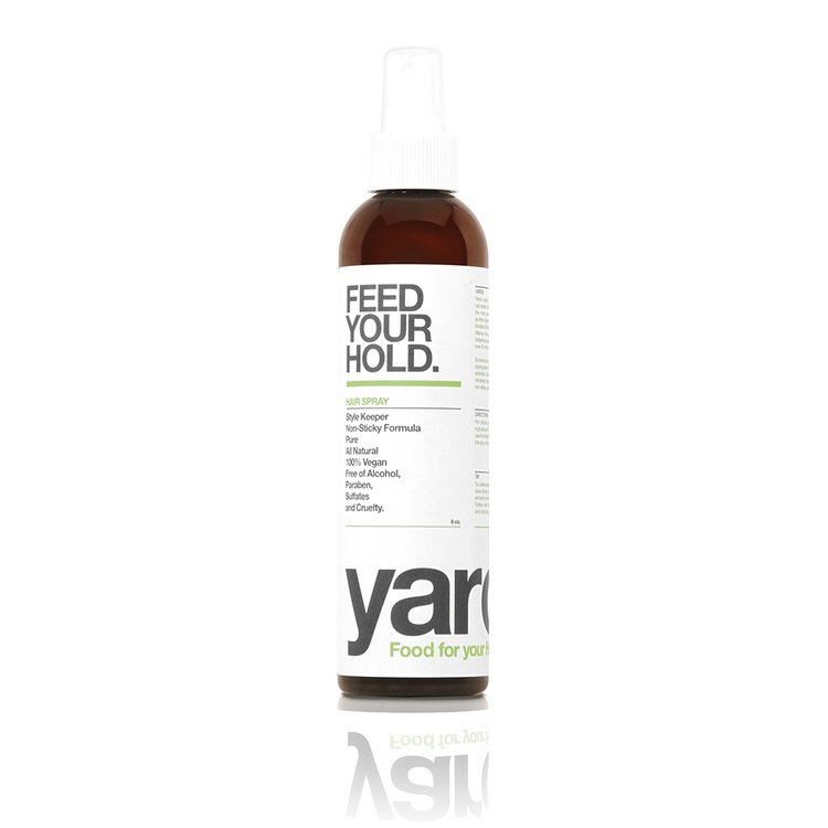 Yarrow Hairspray, $25