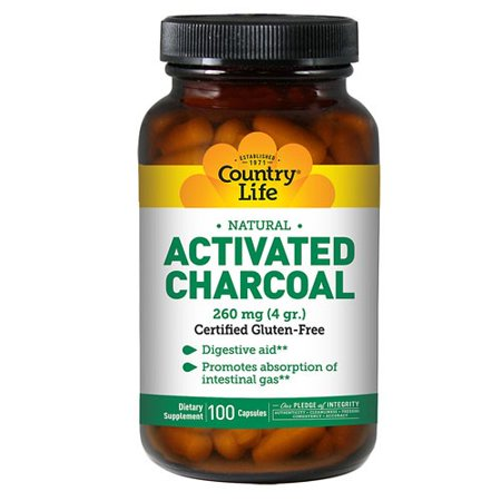 Activated Charcoal, $11