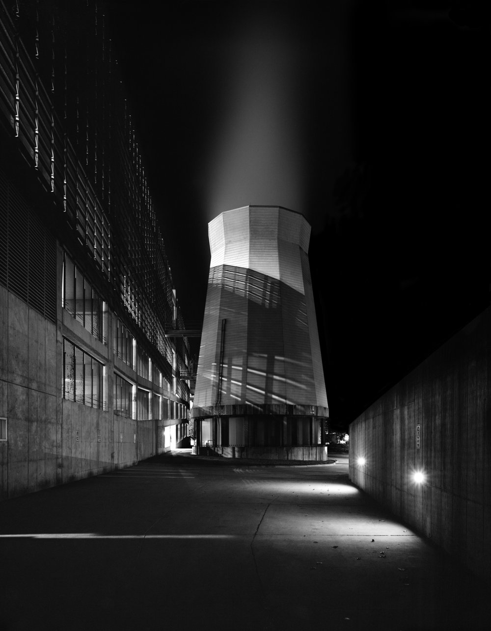 Industry No. 6: Iowa City Hospital Coolant Tower