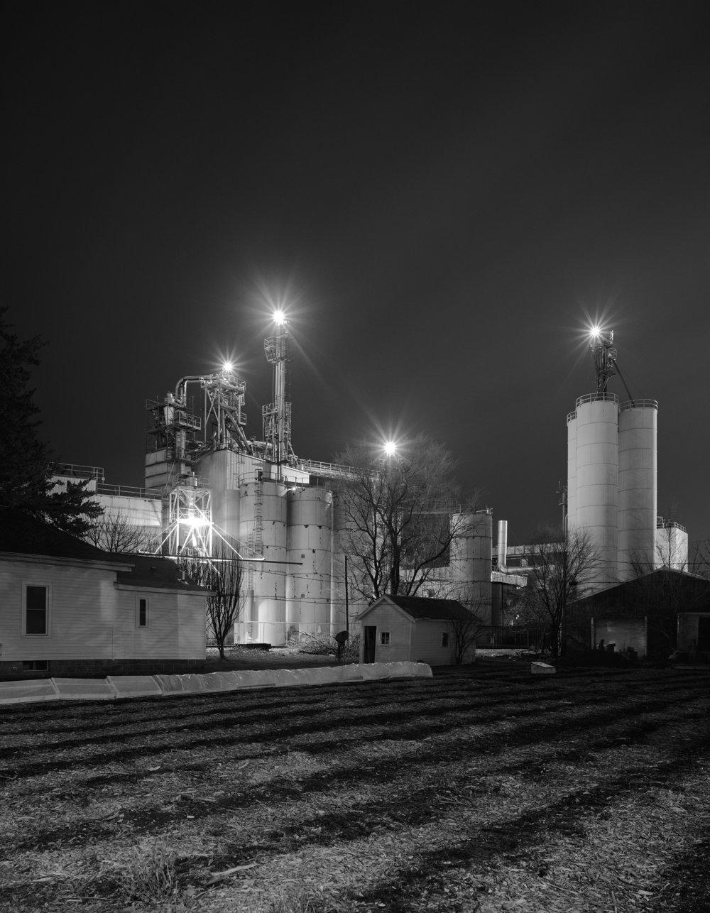Industry No. 9: Diamond V Mill