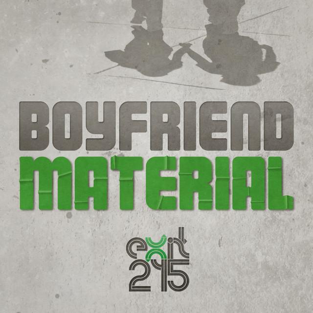Boyfriend Material - Listen on Spotify