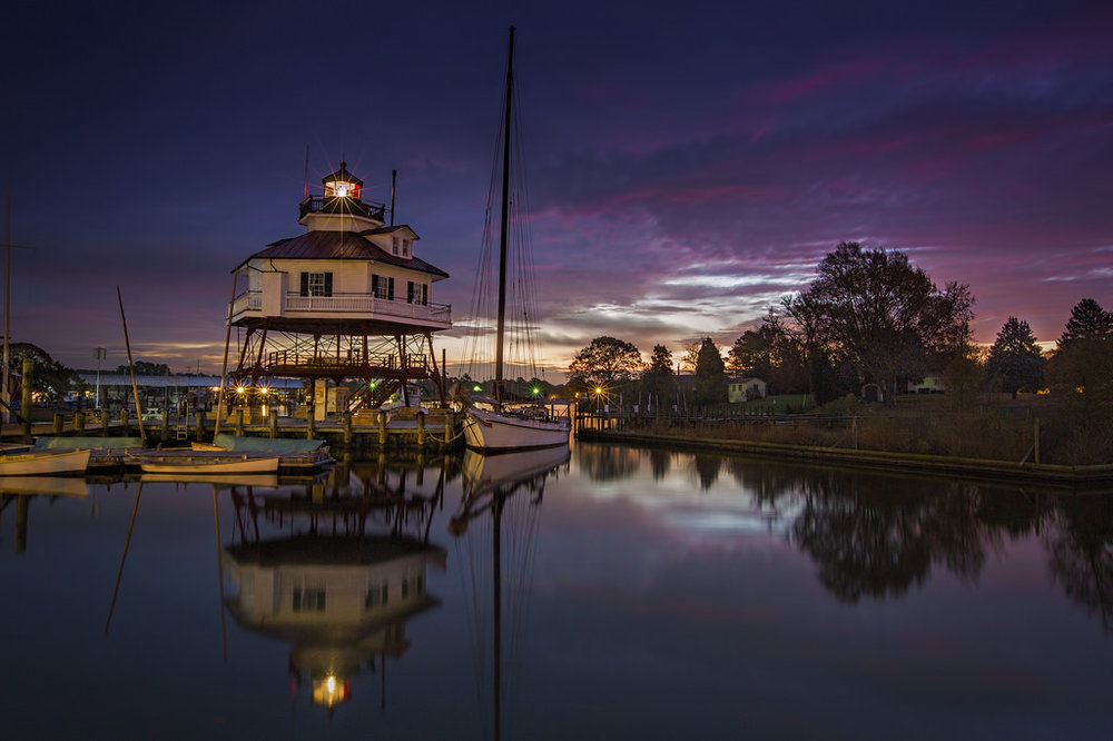 Drum Point Lighthouse