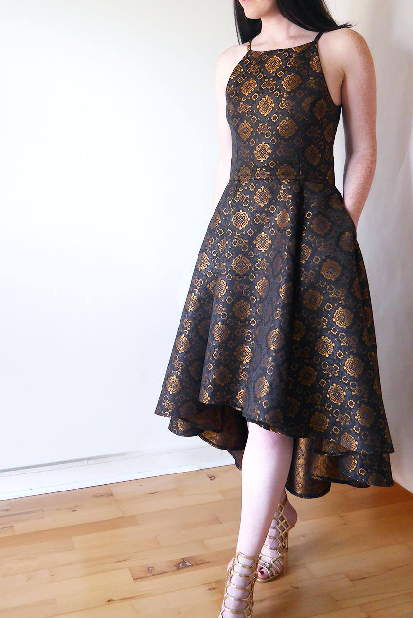Party Dress V9252 front lbd.jpg