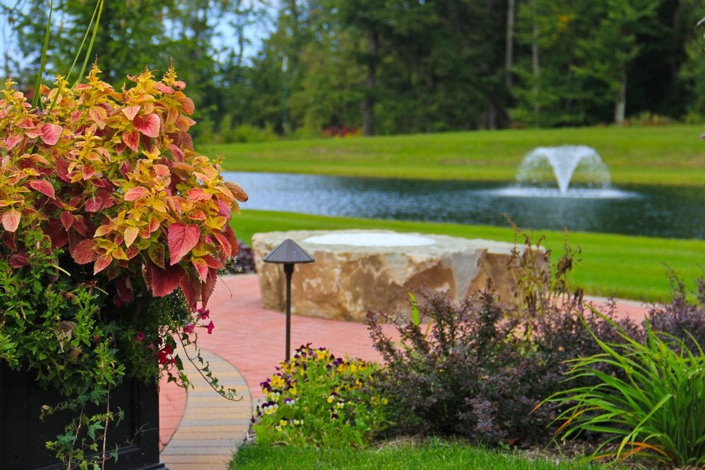 Landscape design by landscapers near me in Sterling Heights MI