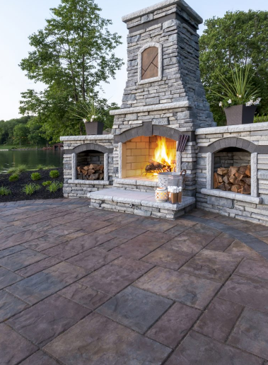 How to Clean and Maintain Your West Bloomfield Township, MI, Outdoor Fireplace
