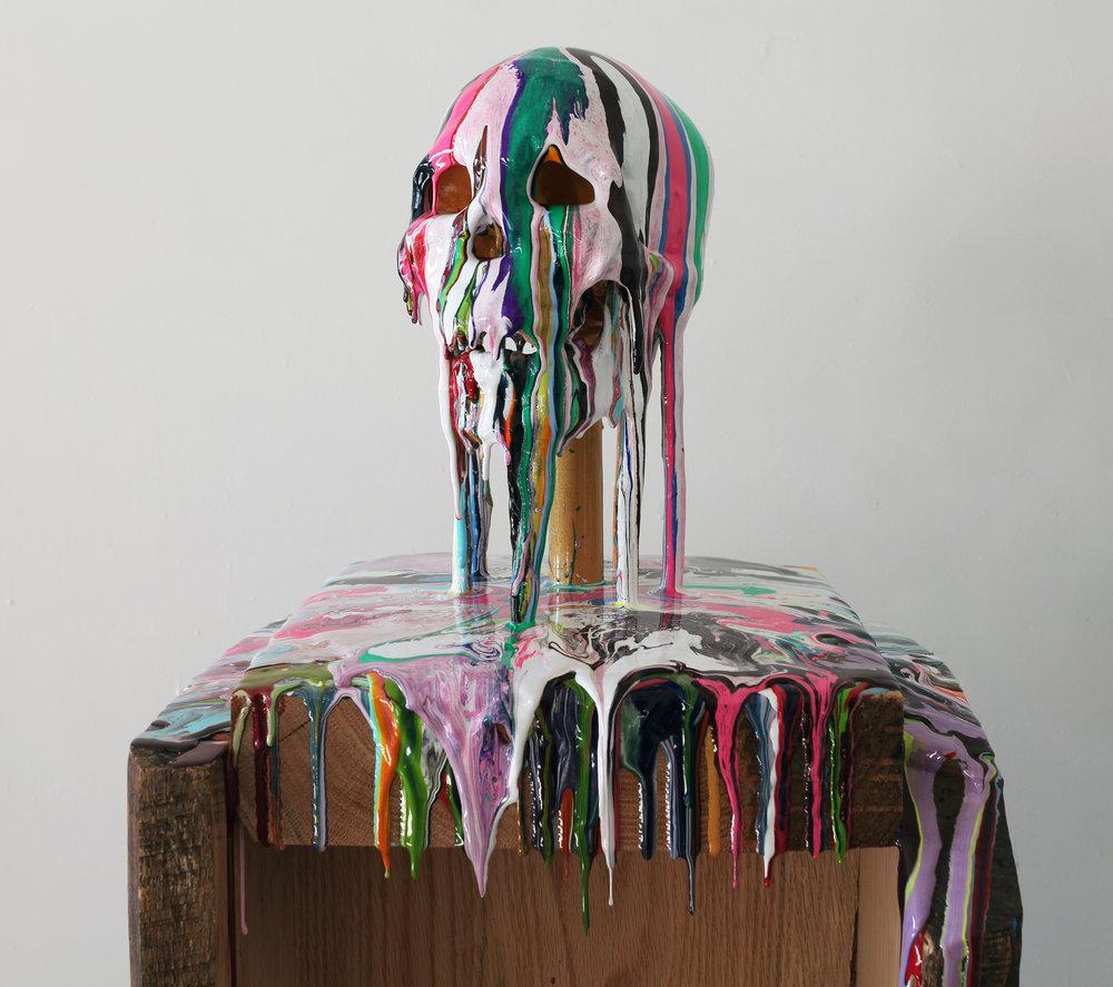 SKULL6(YOURHOUSEISMYWORLD), 2012