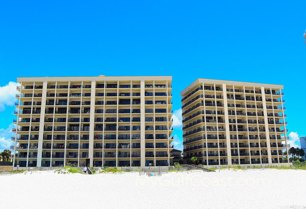 The Palms in Orange Beach