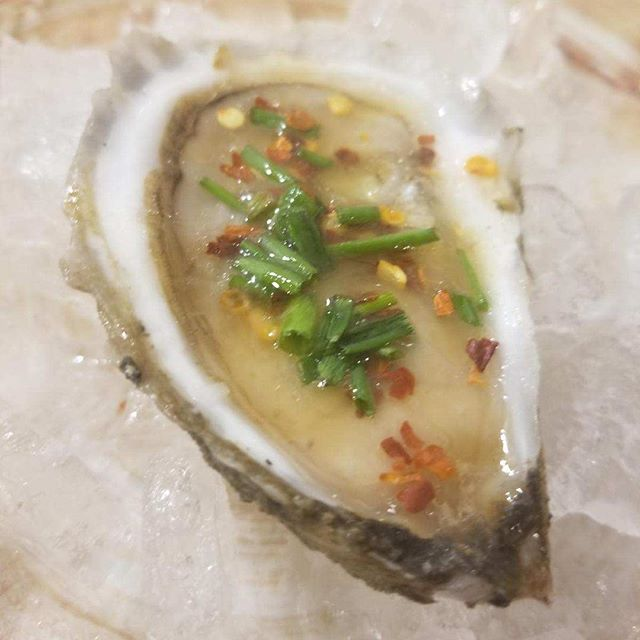 Now shucking dollar oysters until 7:30 . . . . . #jamaicaplain #jplocal  #dollaroysters #bosfeed #eaterboston #cafebeirutjp