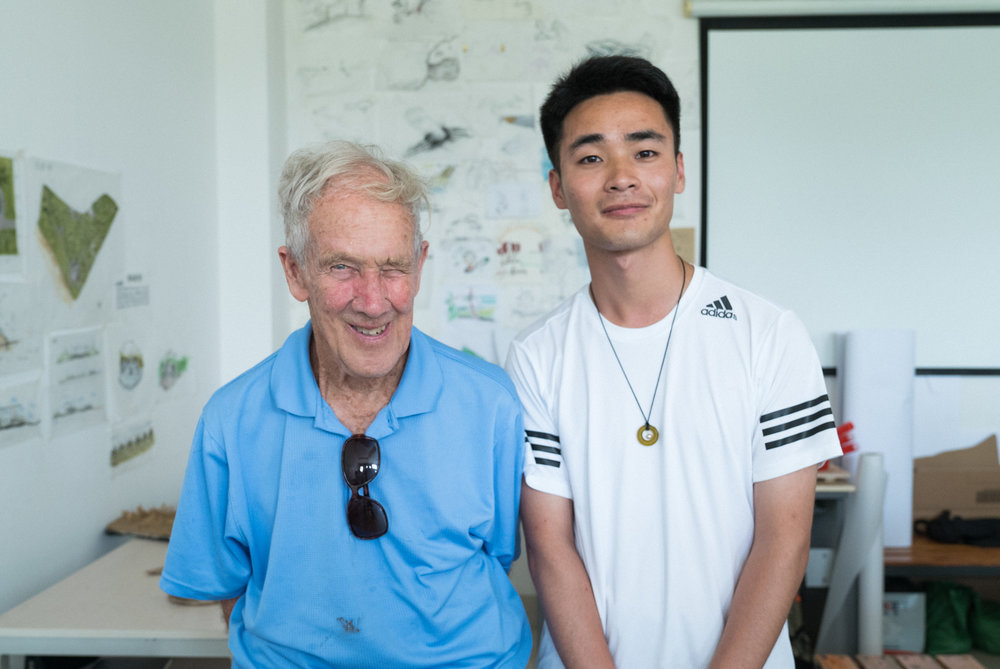 Chen & Jim