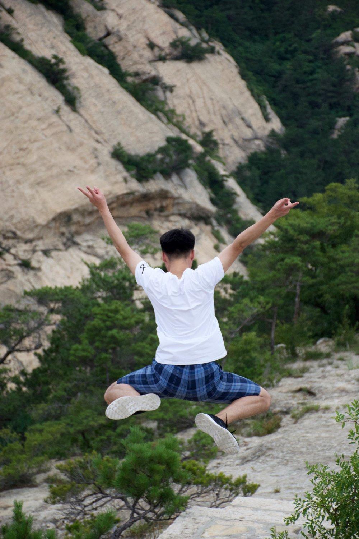 We Reached the Top of Mount Kunyu!