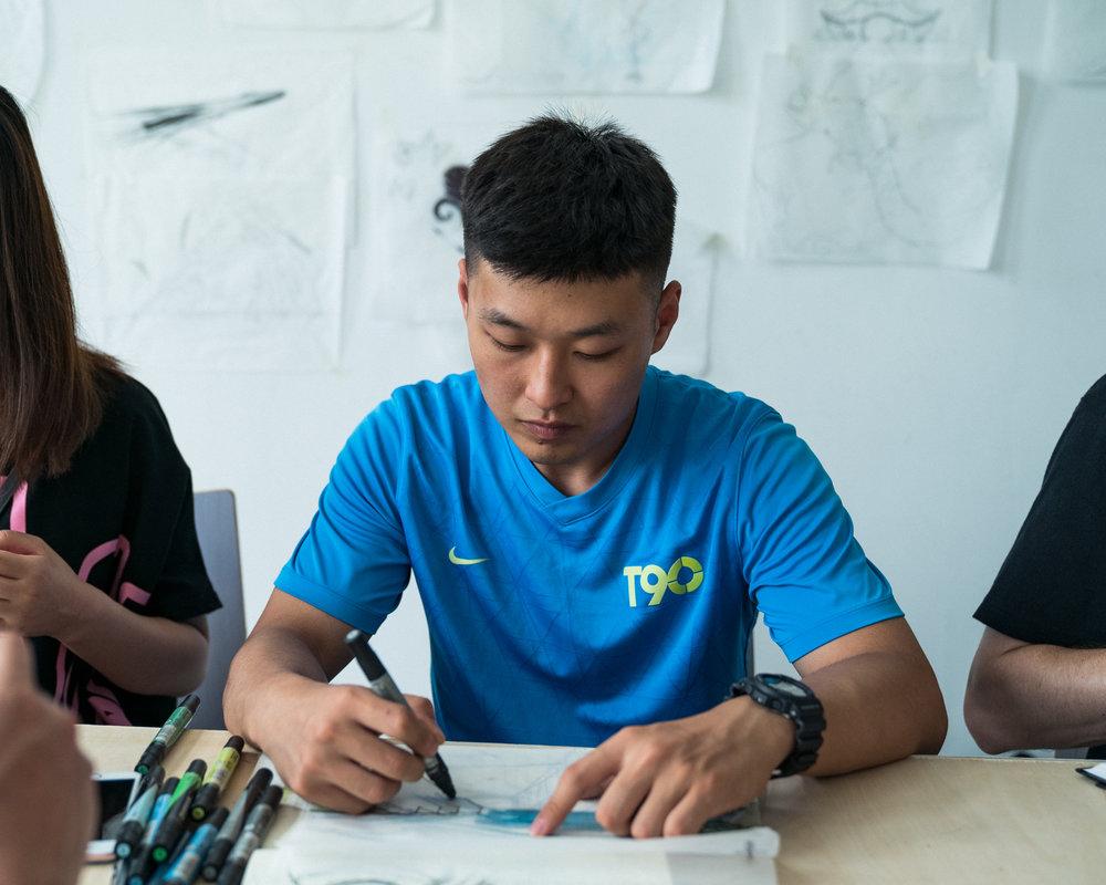 Yan Xianoyan Ge - student, participant(china)