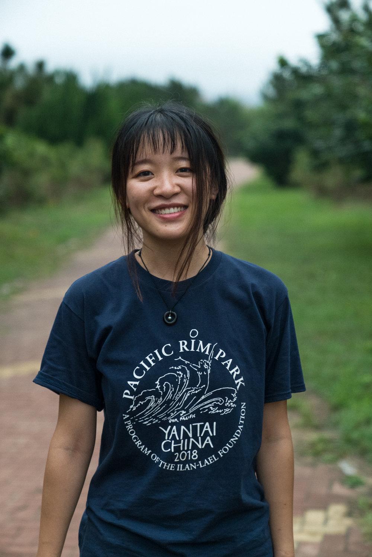 Lin Lin Li - student, participant(china)