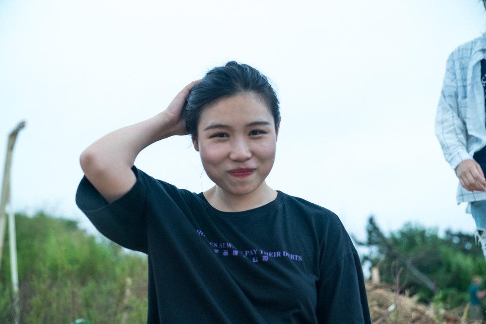 Catherine Li Yuqing - student, participant(china)