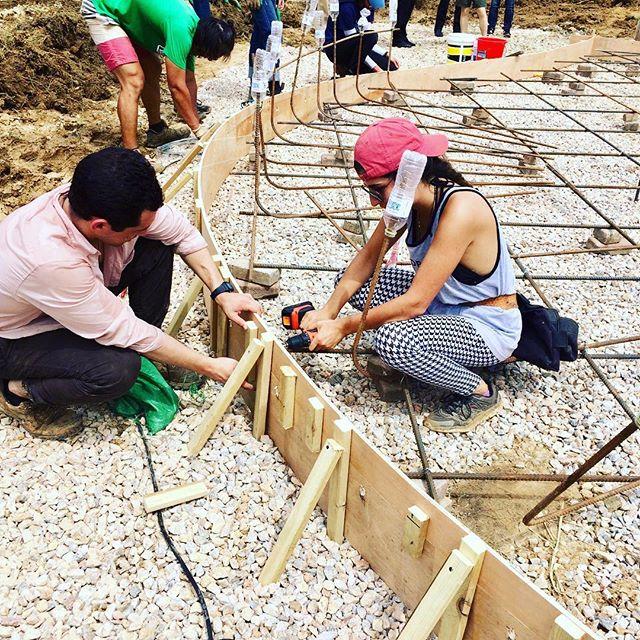 Build, build, build! Timeandtide.space #pacificrimpark