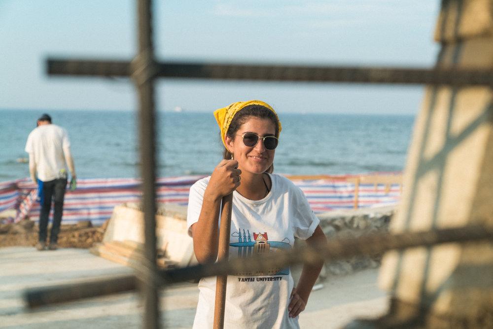 Daniela Holguin - student, participant(colombia)