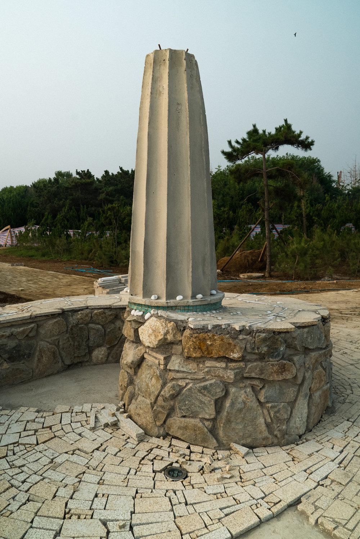 A Spiral Column