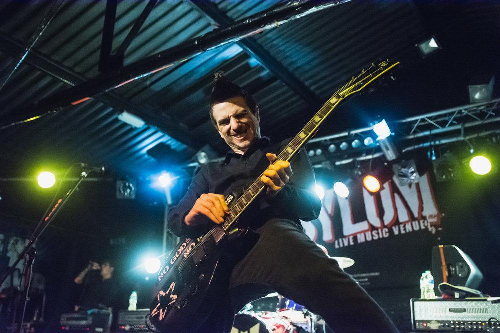 Anti-Flag live at The Asylum, Birmingham