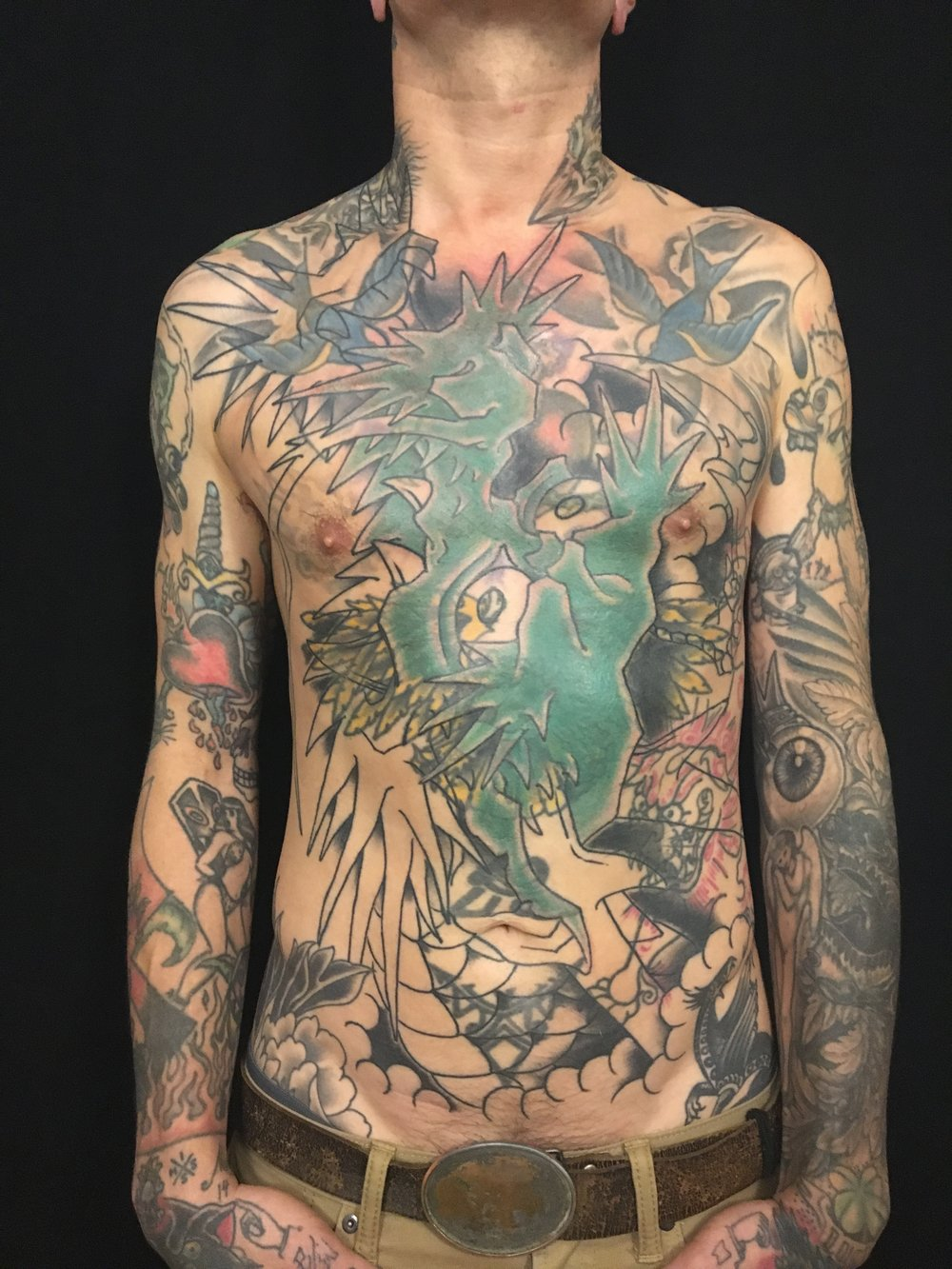 japanese \u2014 tradition tattooing denver, co