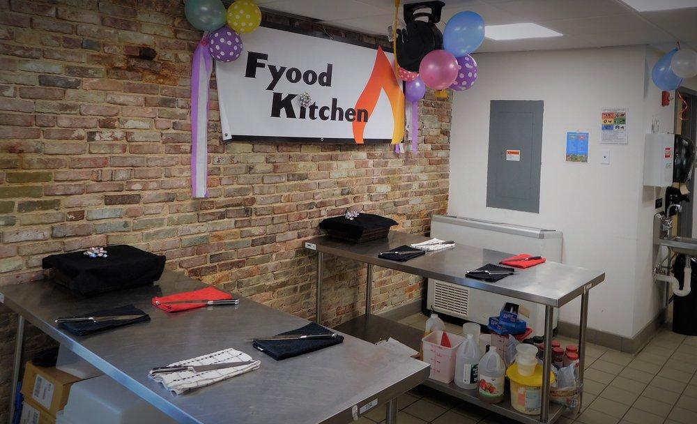Cooking Birthday Party Kitchen Decor