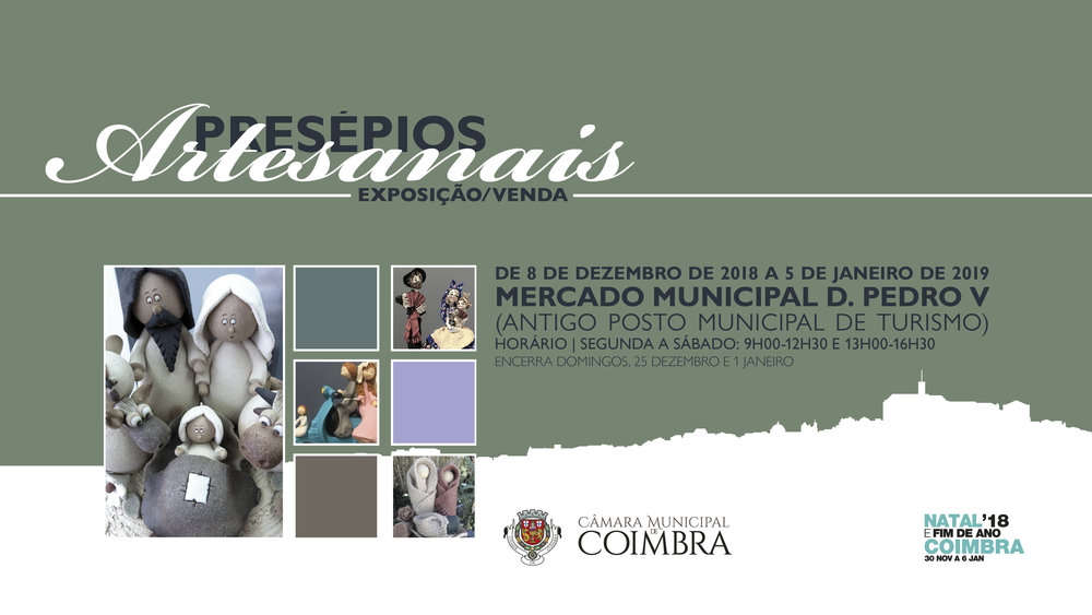 Organização: Câmara Municipal de Coimbra