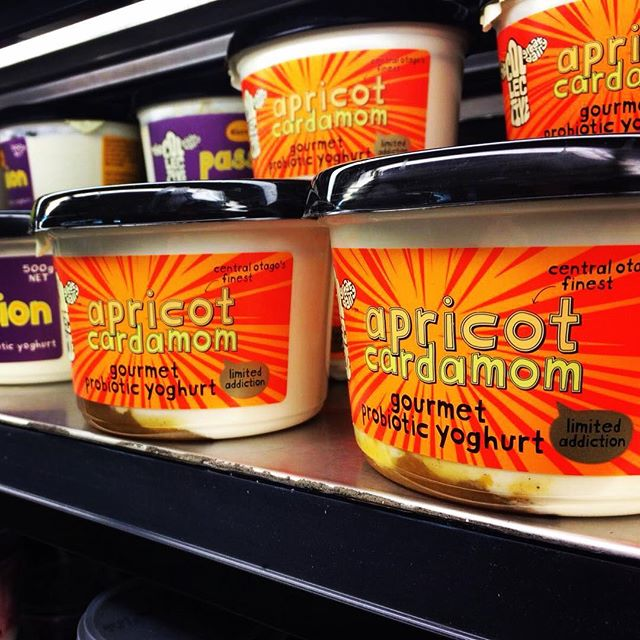 We can't get enough of The Collective's new limited edition yoghurt. #phd3thinking #thecollectiveNZ #nobull