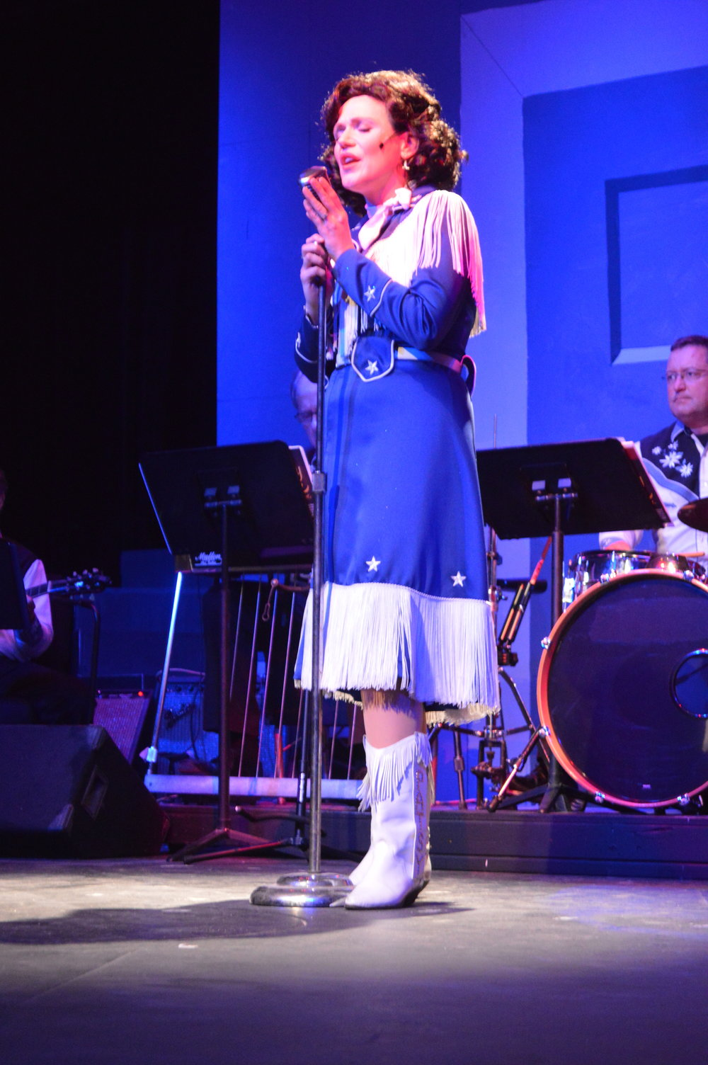 Melissa K. Shepherd as Patsy Cline