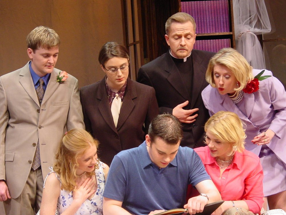 The Importance of Being Earnest, 2004, University of Louisville