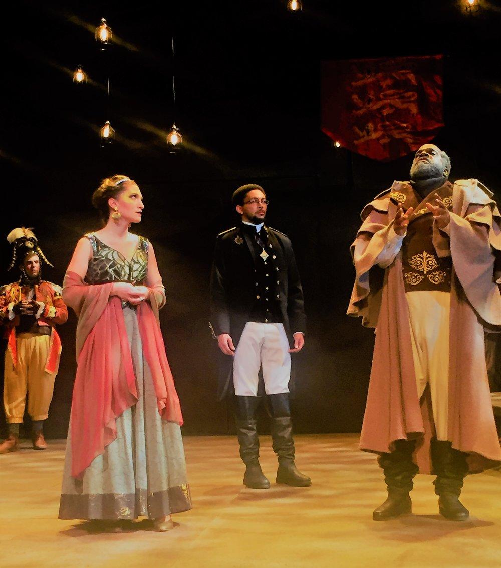 King Lear, 2016