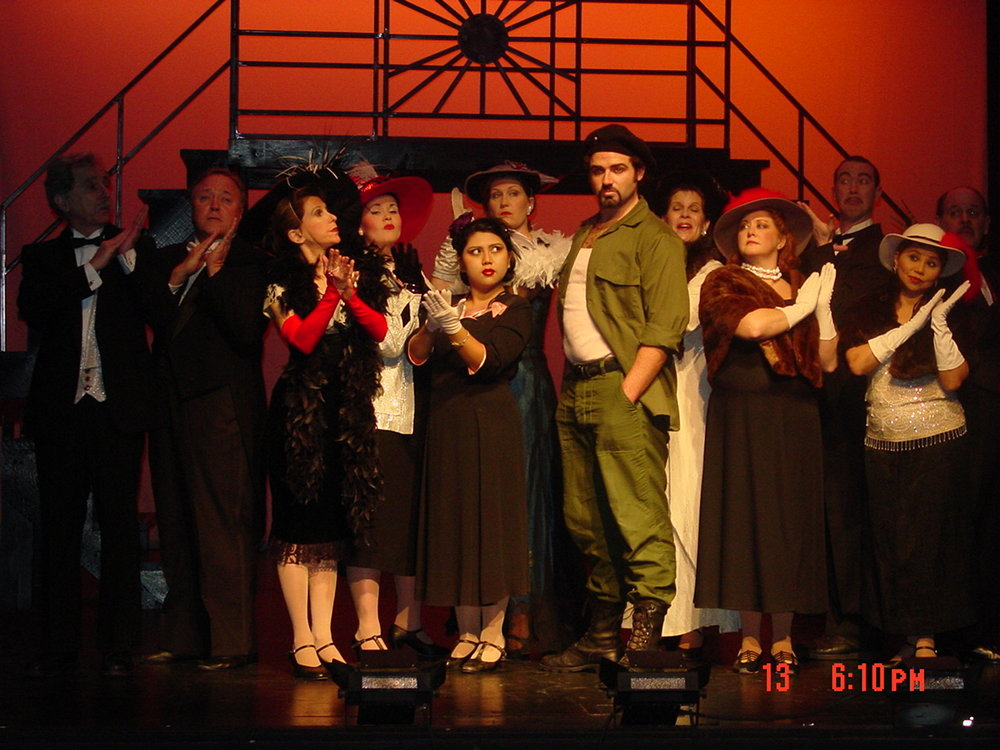 Evita , 2006, Center Stage @Jewish Community Center, Louisville