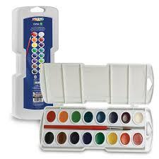 Watercolor Supplies