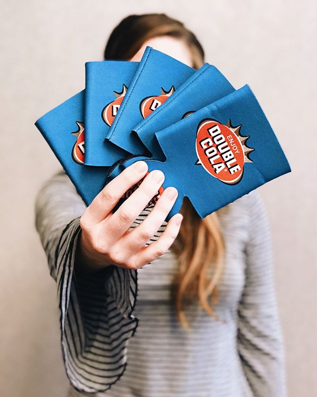 *closed* Today is International Thank You Day and we want to give a BIG thank you to our followers with a giveaway! We will be giving away five koozies to five lucky winners, and entering is a breeze! To enter, simply: 1. Follow @drinkdoublecola on Instagram (we will be checking!) 2. Like this post 3. Tag a friend in the comments! Each comment counts as one entry, so for multiple entries, tag multiple friends (one tag per comment) Good luck! The contest will run from now until Monday at 9am, at which point we will choose our winners. Please note: this contest is not sponsored, administered by, or associated with Instagram. By entering, entrants confirm that they are 13+ years of age, release Instagram of responsibility, and agree to Instagram's terms of use.  #doublecola #chattanooga #giveaway #noogamade