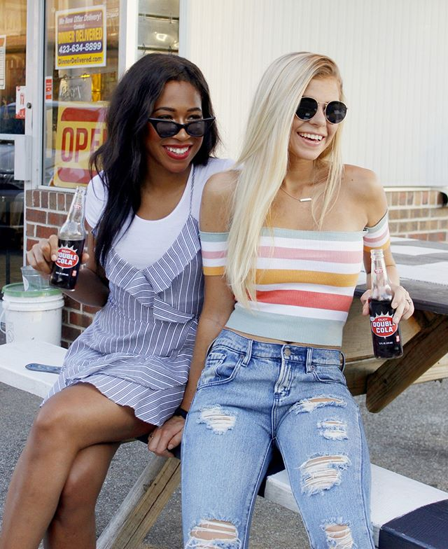 Sharing a Double Cola with your bff just might be the best thing ever! Tag the person you want to share a Double Cola with below!