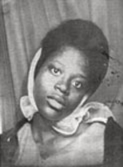 Vivian Strong – photo courtesy of  North Omaha History