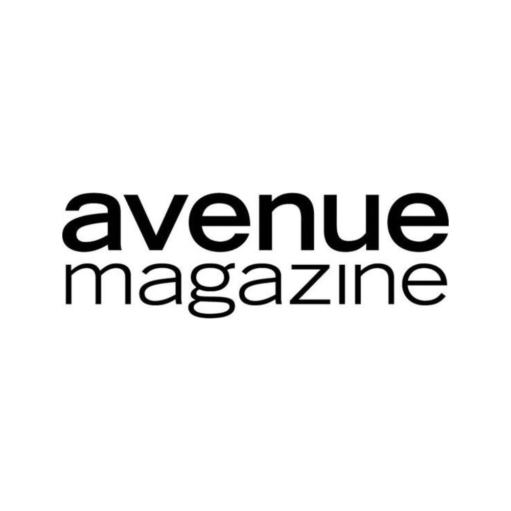 AVENUE MAGAZINE - September 2018 Publication: New & Noteworthy Feature