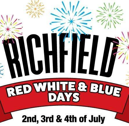 Richfield Red White and Blues Parade Margaret Anderson Kelliher
