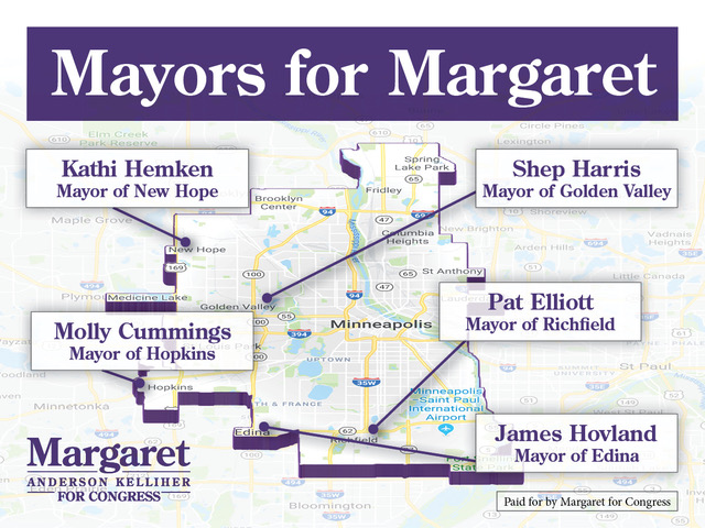 Mayors for Margaret