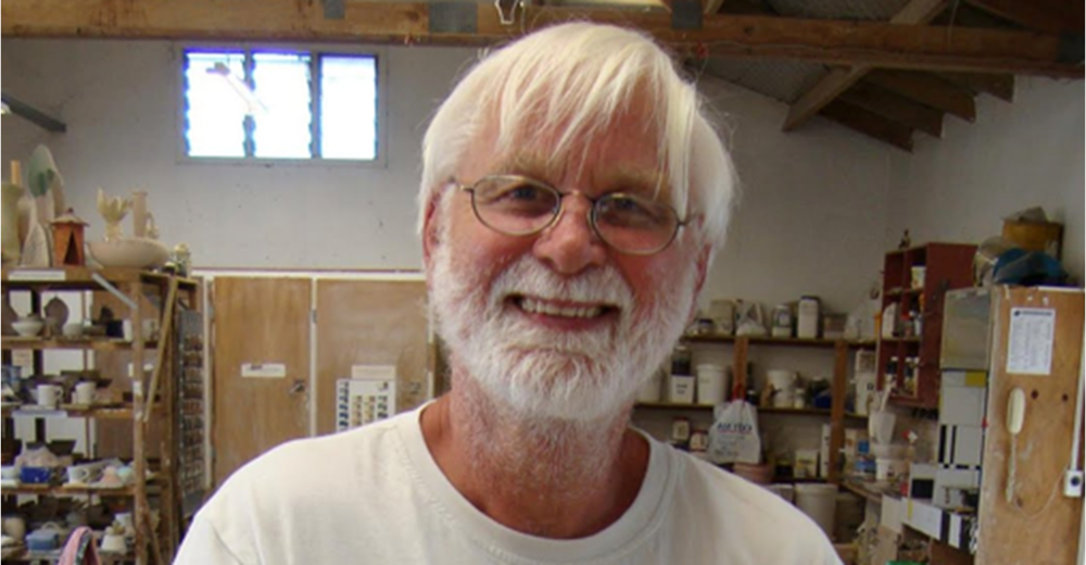 Graham Ambrose Tuesday Morning tutor   Strongly influenced by the modernist movement, Graham's primary interest is in the creation of minimalist forms. Whether in the shape of small pots or large sculptural pieces, his style can be easily identified by their simplicity of structure and striking glazes.  Graham supplies only a handful of high quality galleries locally and abroad. His works are in increasing demand by both public and private collectors, nationally and internationally.   Graham's Website