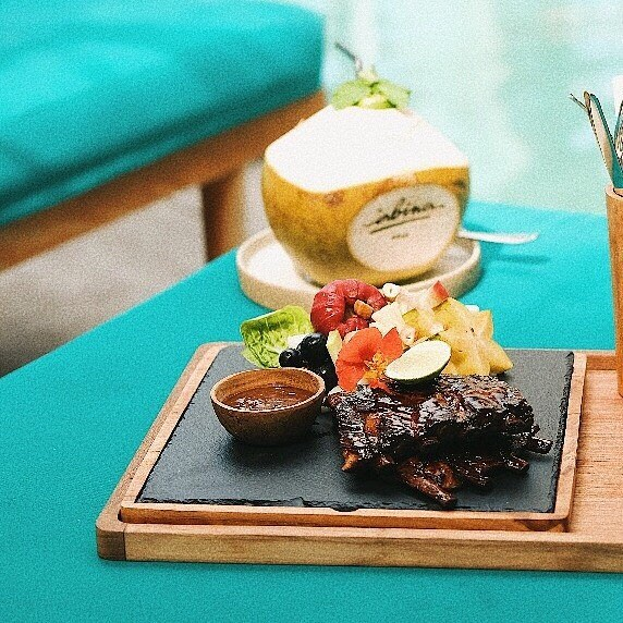 F R E A K Y  R I B S  F R I D A Y ! 🍖 All you can eat PORK RIBS every Friday 5-9pm  IDR 188.000++ per person MENTION: IGPROMO & GET 10% DISCOUNT 👇🏻 Bookings: reservations@cabinabali.com #RIBSFRIDAY #FREAKYRIBSFRIDAY #FREAKYRIBS 〰 Take it Easy - open 364 days except for Nyepi (Bali) Photo by @wilsonharries @burodesign.studio 〰 Welcome to Tropical Paradise, Welcome to Cabina Bali. #woobrosprojects