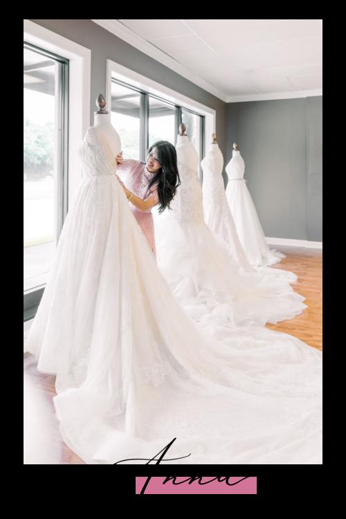 About Blush Bridal Baton Rouge Wedding Dresses