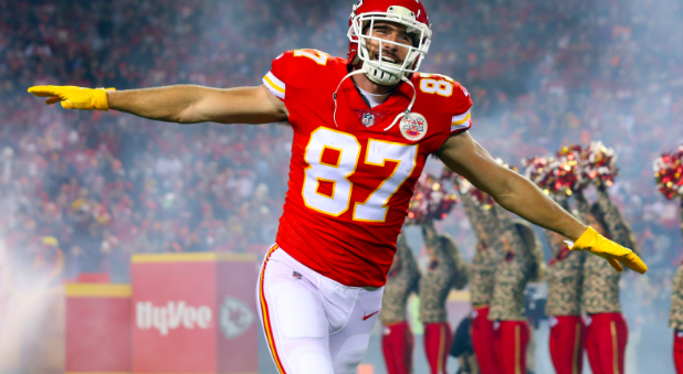 Travis Kelce, TE, Kansas City Chiefs