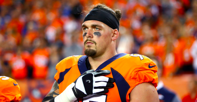 Derek Wolfe, DE, Denver Broncos