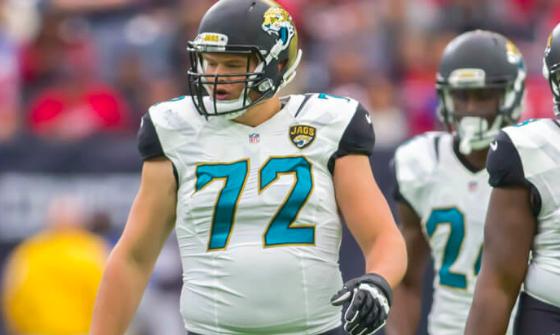 Josh Wells, OL, Jacksonville Jaguars