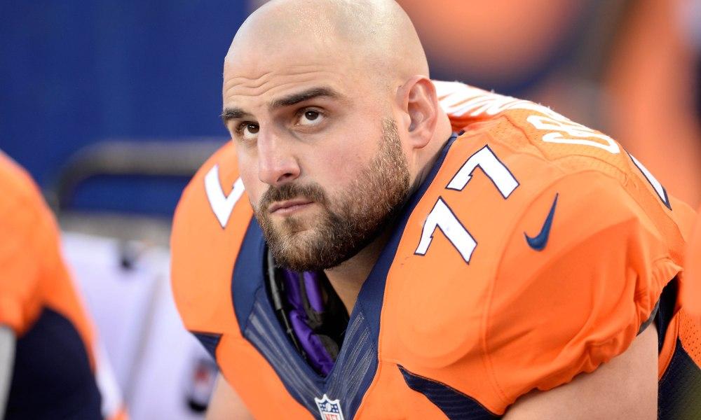 Gino Gradkowski, OL, Denver Broncos