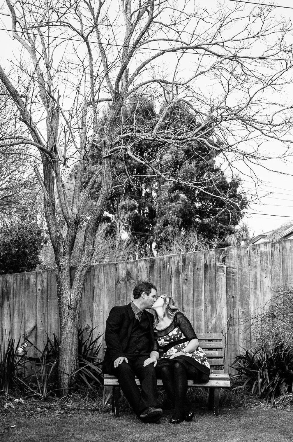 Christchurch Wedding