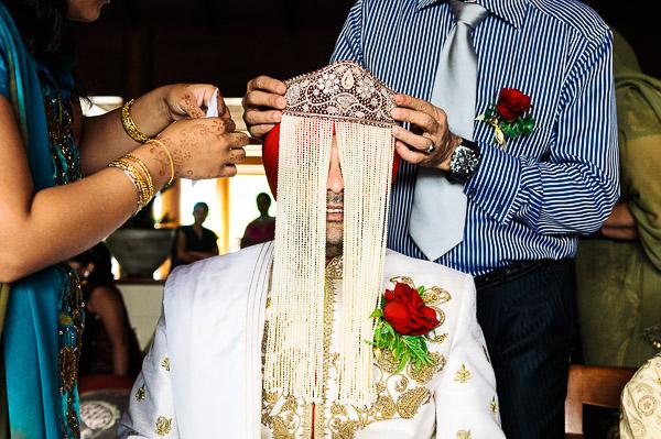 Ophelia & Berinder's wedding day, Hua Hin, Thailand. © www.myweddingphotographer.co.nz