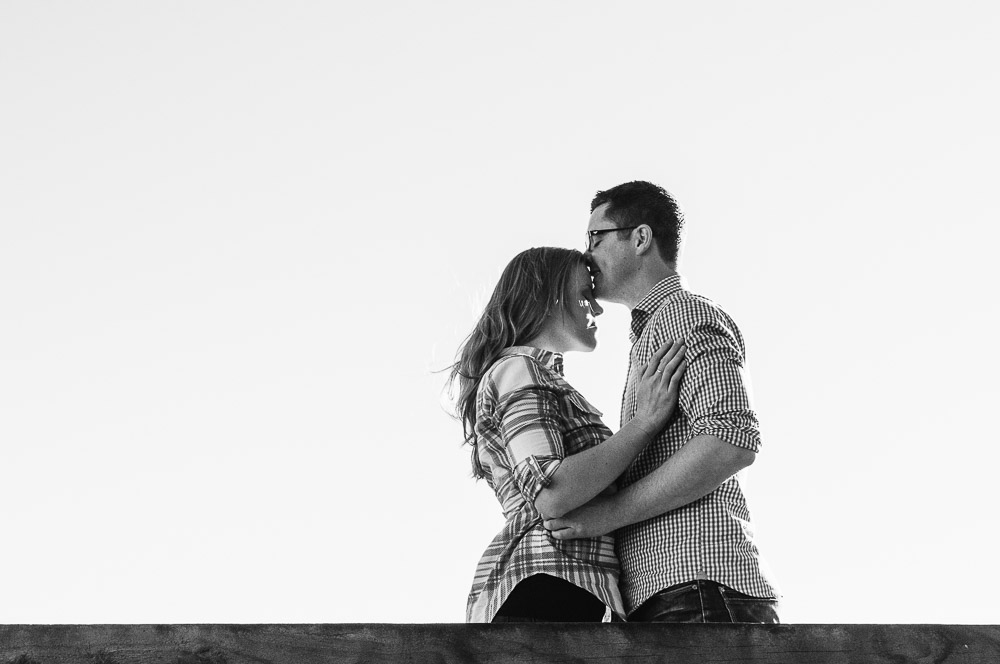 Annabelle and James engagement shoot, Christchurch New Zealand, on the 24 May 2014.