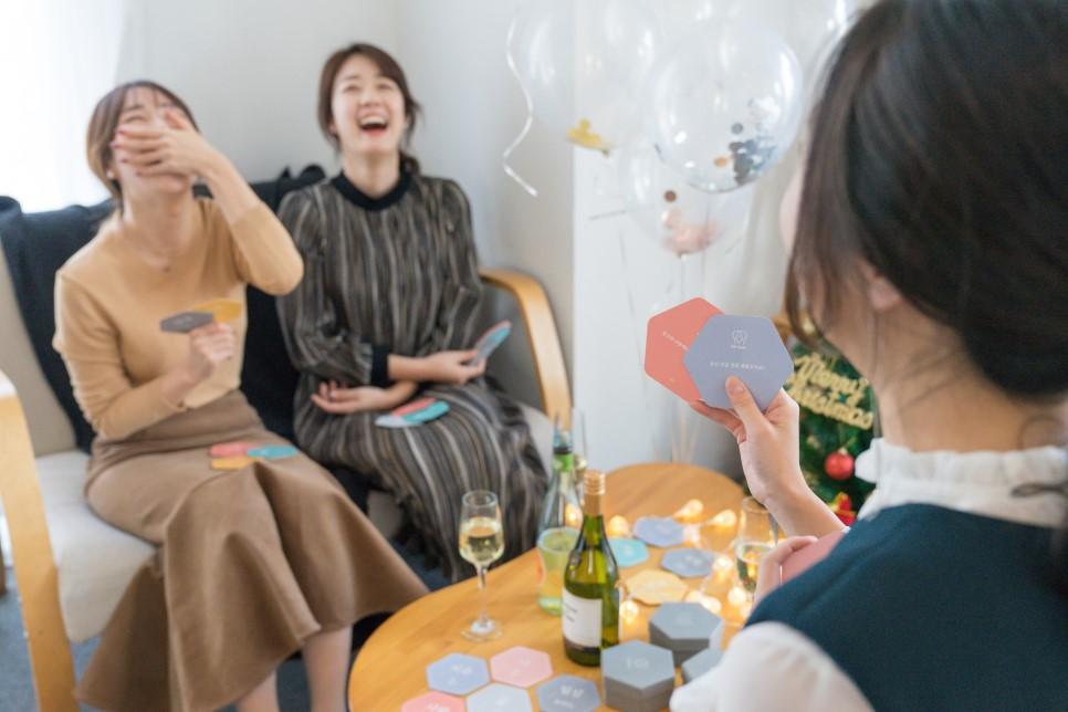 낯선이들과의 축제 - 2018 라이프쉐어 연말파티