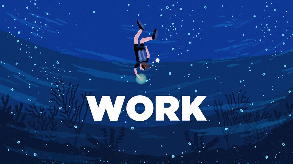라이프쉐어 다이빙 클럽 'WORK'
