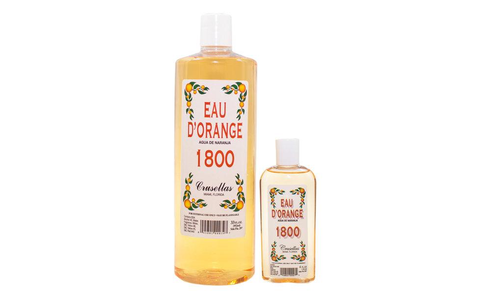 Kolonia 1800 Eau D' Orange    33oz & 4oz